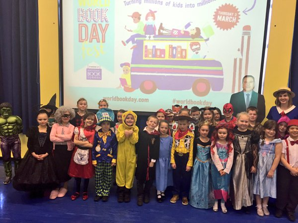 World book day 2016