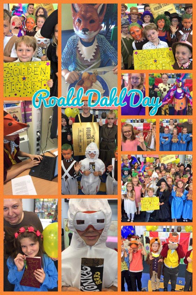 Roald Dahl Day 2016