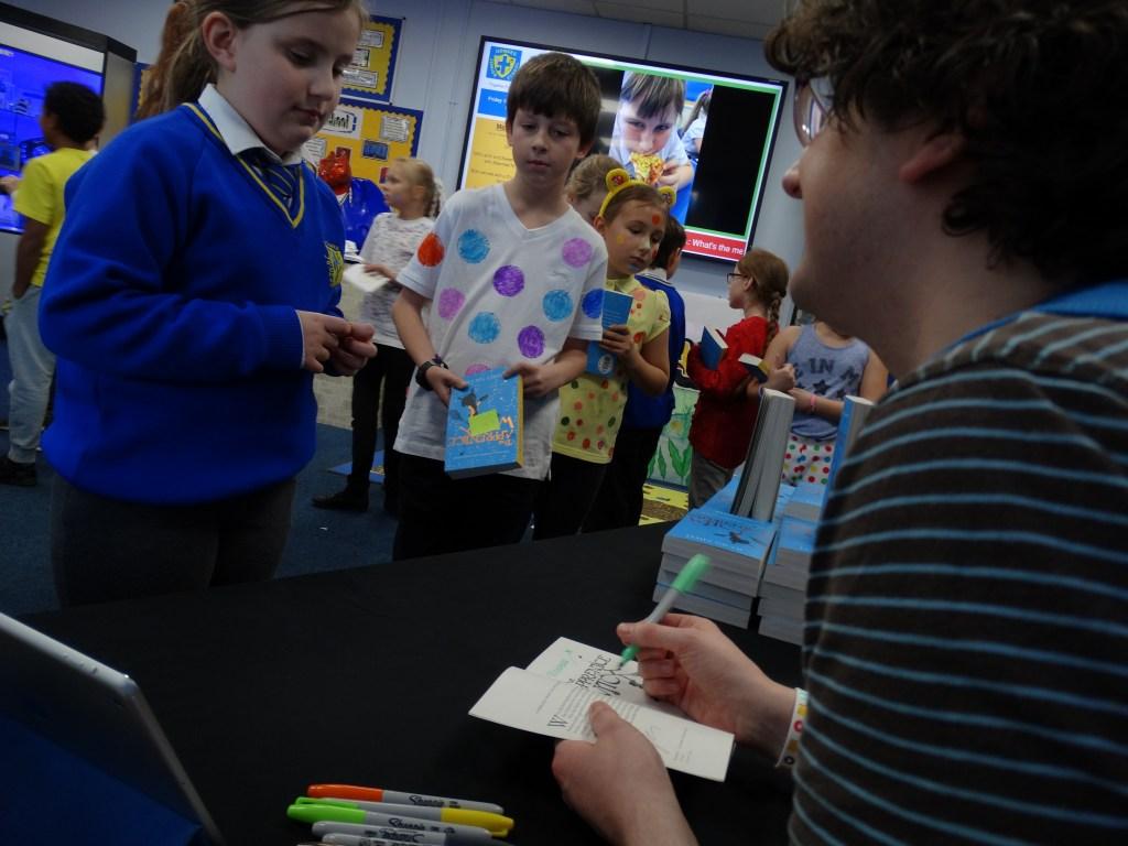 James Nicol Book Signing