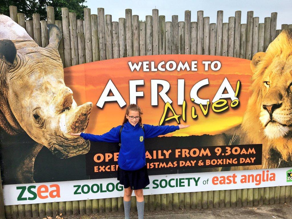 Africa Alive!