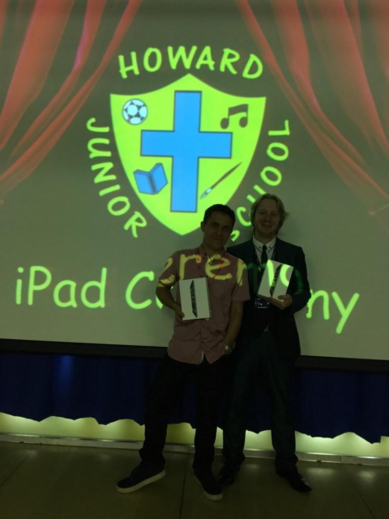 iPad Ceremony 2017