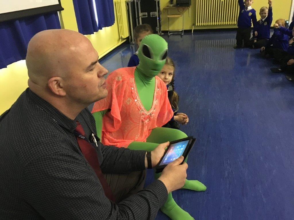 Alien Day 2018