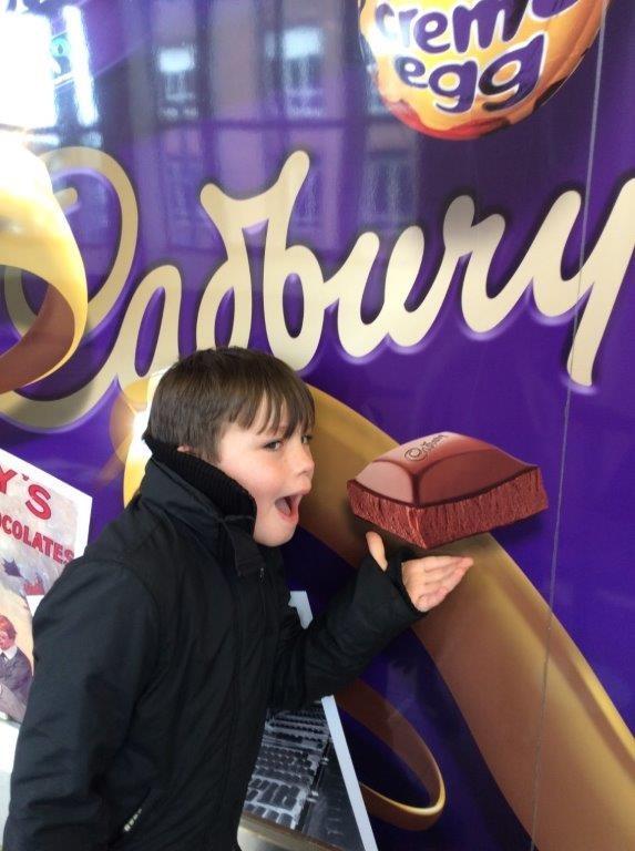 Cadbury World 2018