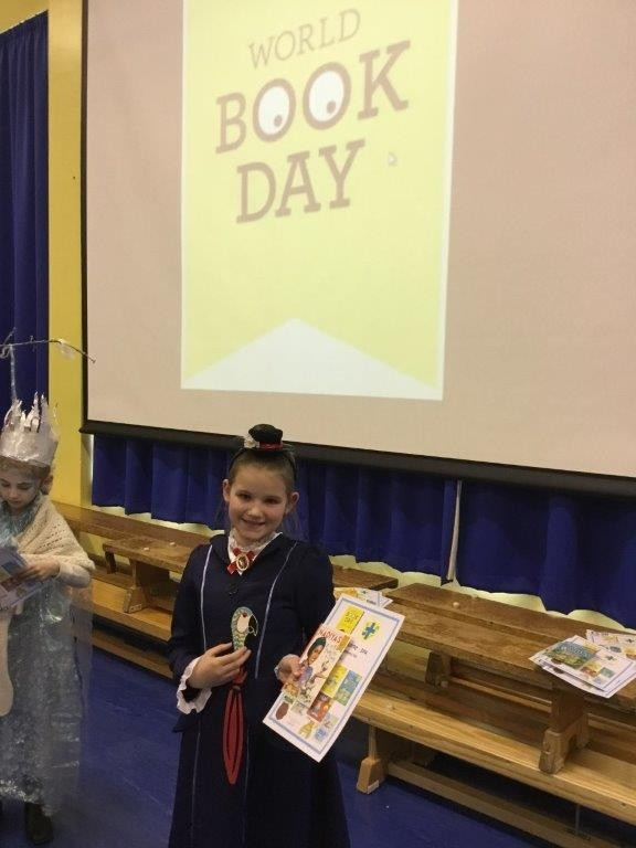 World Book Day 2018