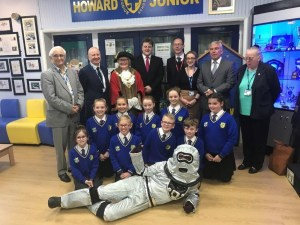 The sky is the limit for pupils learning skills for the future