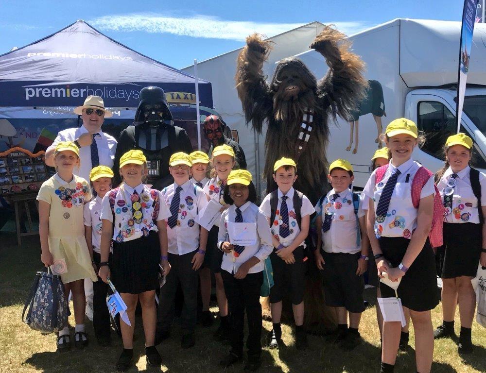 Royal Norfolk Show 2018