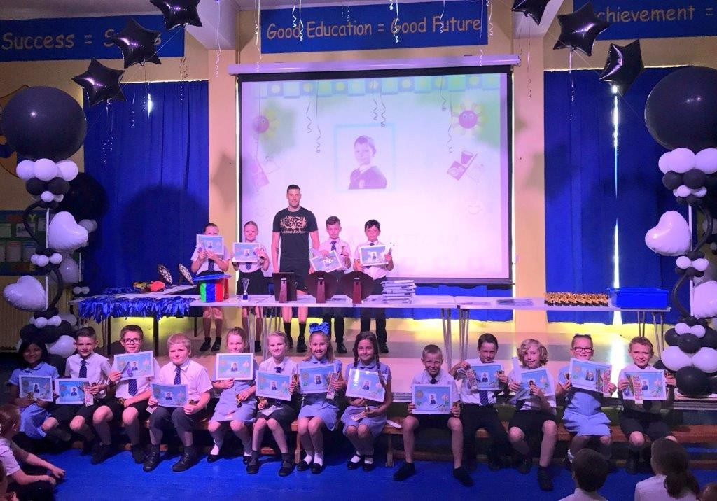 End of Year Assembly 2018