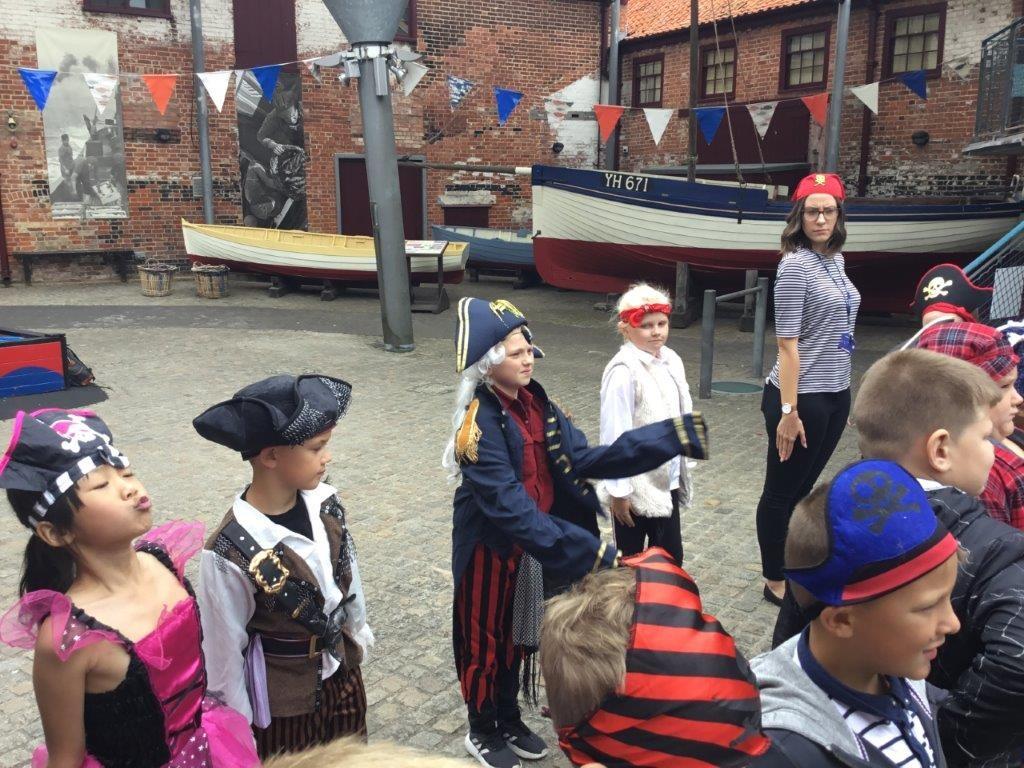 Year 4 Pirates Trip