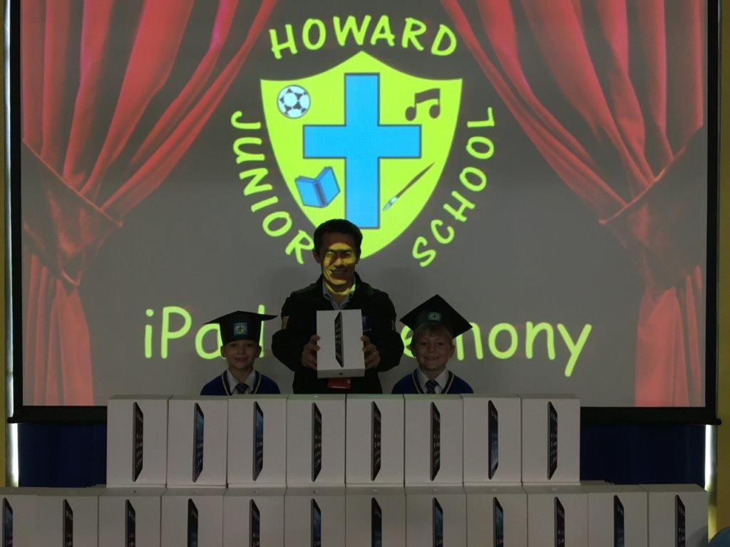 iPad Ceremony 2018