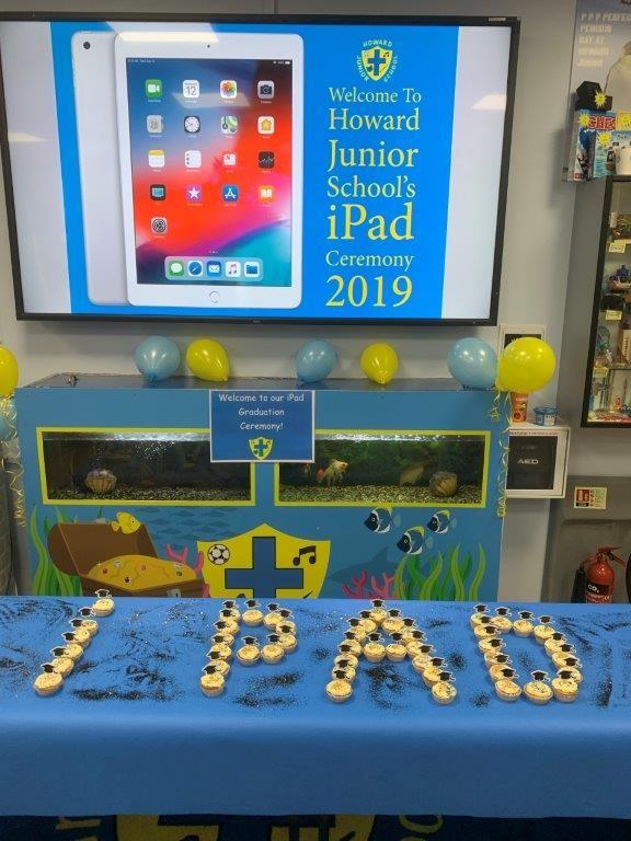 iPad Ceremony 2019