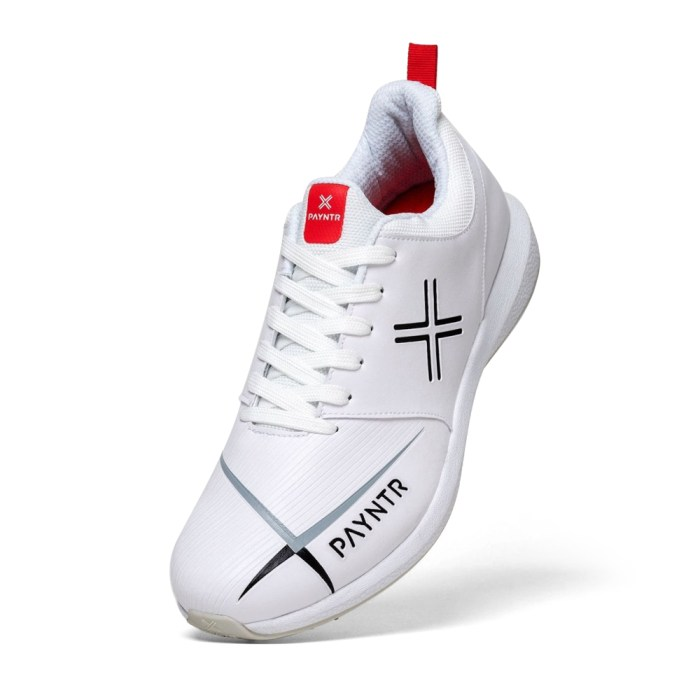 Payntr V Spike White Trainers