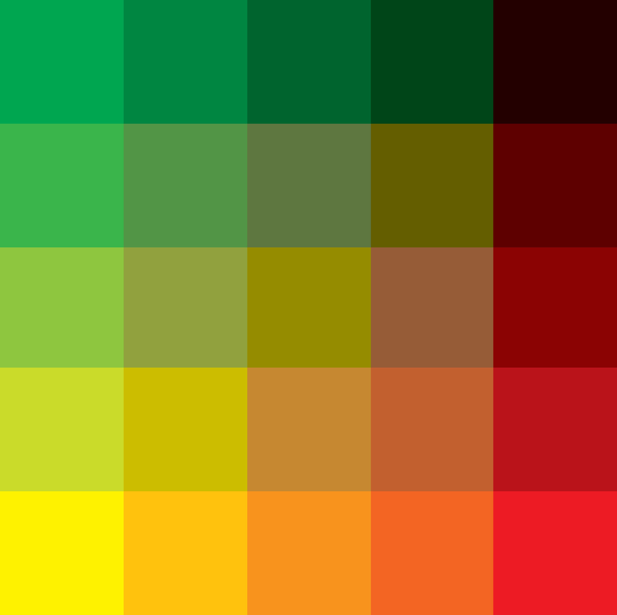 Red Green Yellow Understanding Color With How Art Works