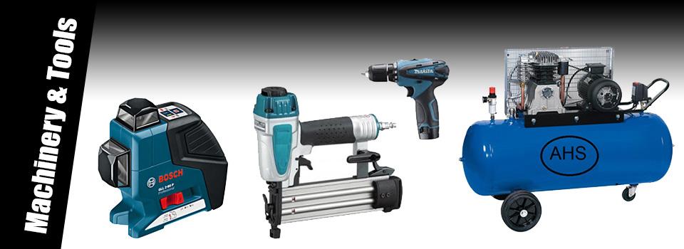 Machinery-Tools
