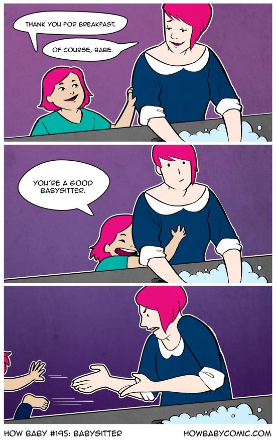 #195: Babysitter