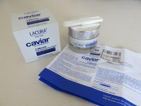 An In-Depth Review of Aldi's Lacura Caviar Skin Care Range