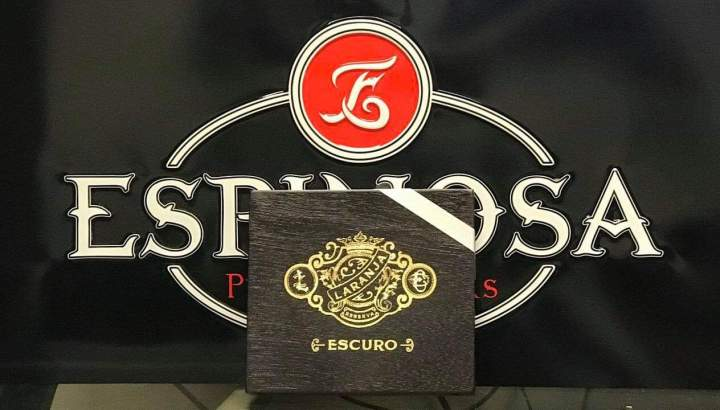 HBTC News: Espinosa Premium Cigars Releases Laranja Reserva Escuro