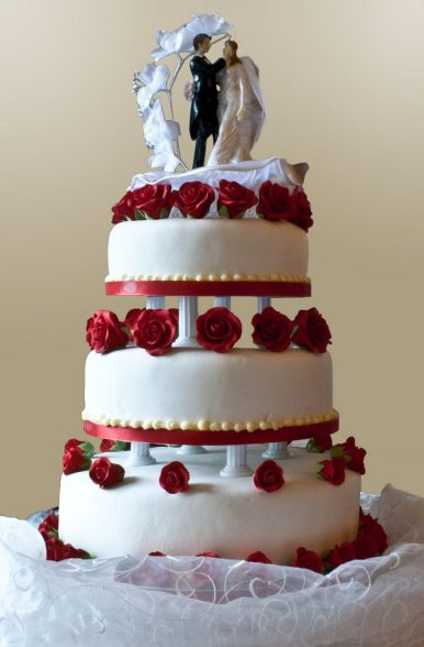 How Much Does Wedding Cake Cost In 2017 Cost Mentor