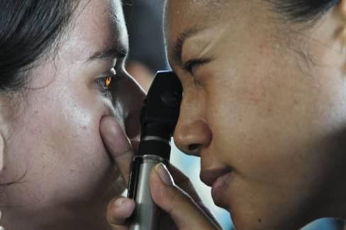 Eye test price for women