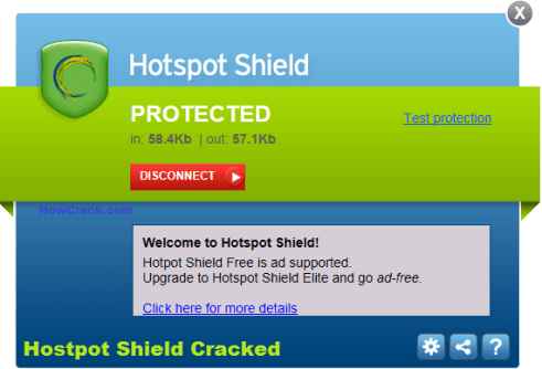 Hotspot Shield VPN Crack Keygen