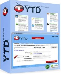 YTD Video Downloader Crack 5.8.5