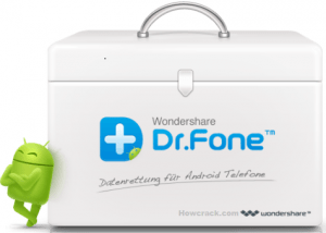 Wondershare Dr.Fone Crack Code