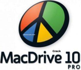 MacDrive Crack 10