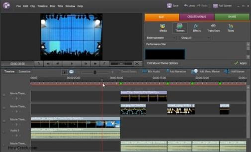 Adobe Premiere Elements Pro 2018 Crack