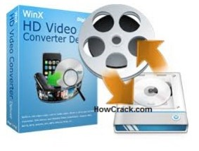 WinX HD Video Converter Deluxe License Code Cracked 5.11
