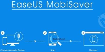 EaseUS Mobisaver Cracked Key