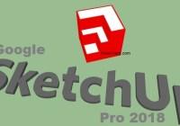 Google SketchUp Pro 2018 Crack + Torrent Key
