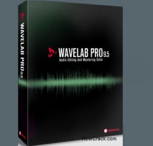 WaveLab Pro Crack 9 Key
