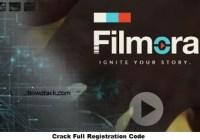 Wondershare Filmora Crack Full Version