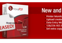 novaPDF Pro 9 Crack Full Version