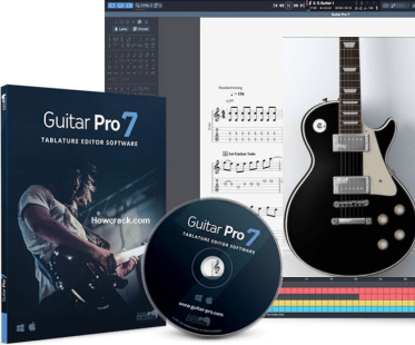 Guitar Pro Crack Full Torrent Free