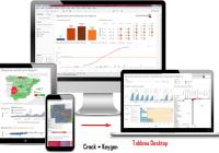 Tableau Desktop Crack + Keygen
