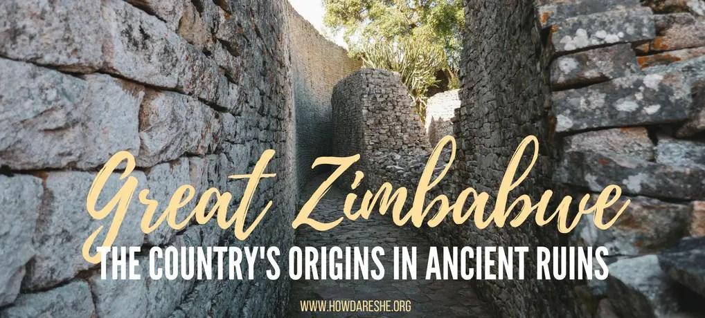 Great Zimbabwe ruins guide