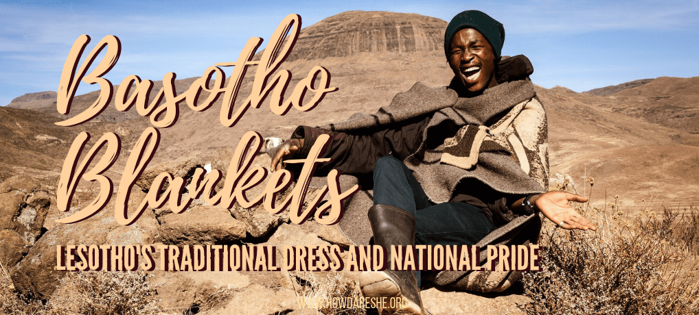 Basotho blankets are a part of everyday life and can be seen all across the country. But the blankets are more than just a way to keep warm – they are woven into every part of Basotho culture.