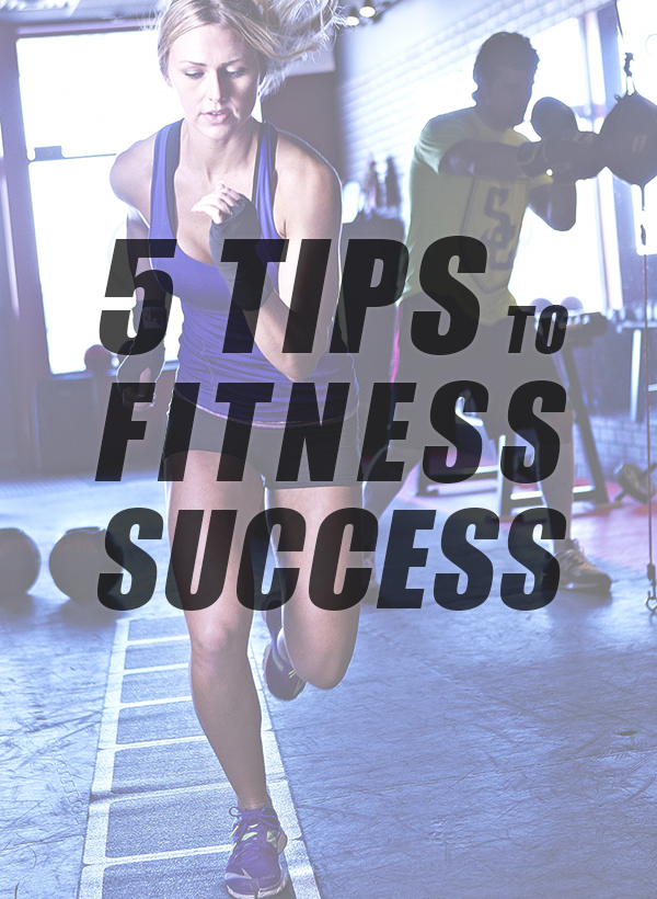 5 Tips To Fitness Success Slim Down Challenge Week 4