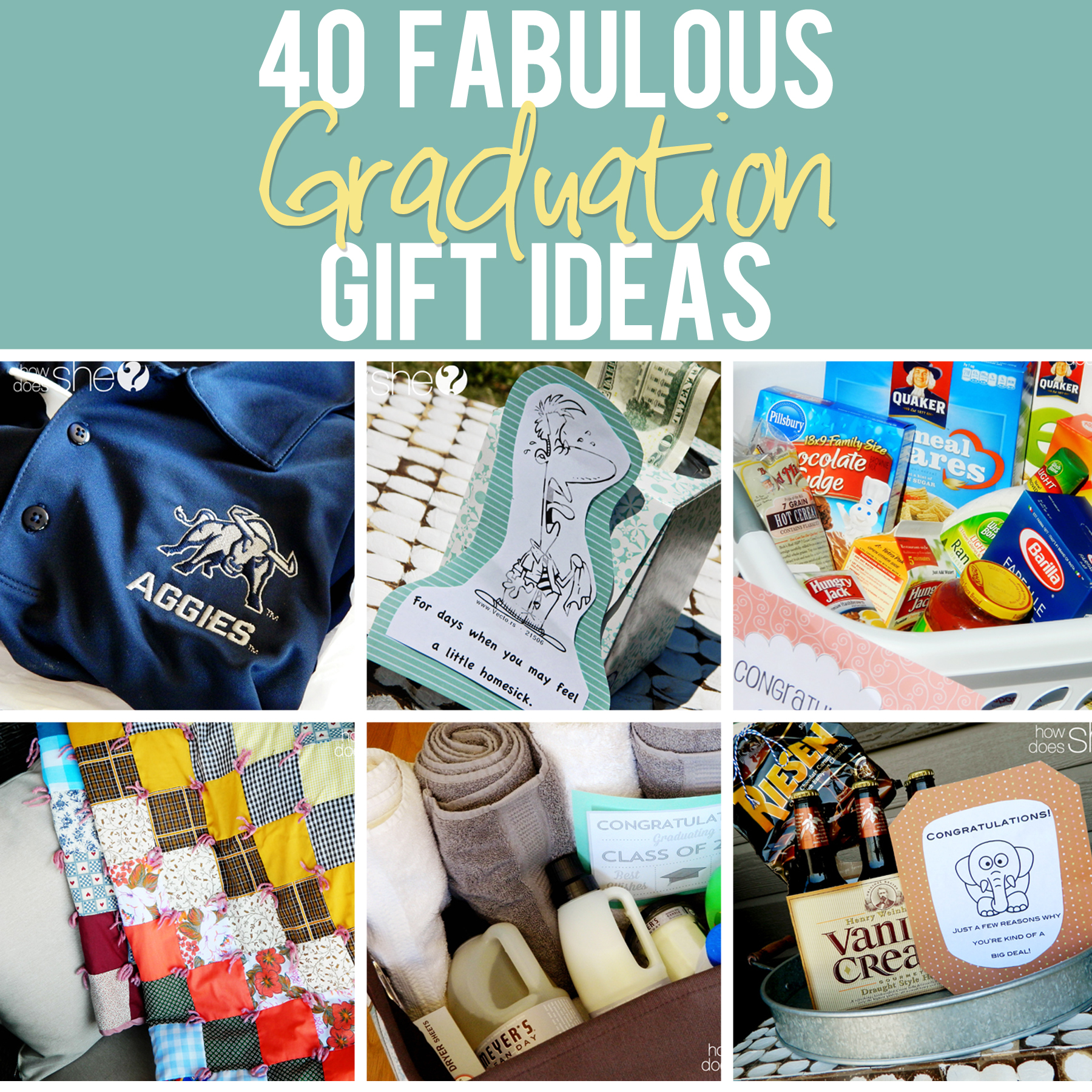 Graduation T Ideas That Are Perfect For Any Graduate