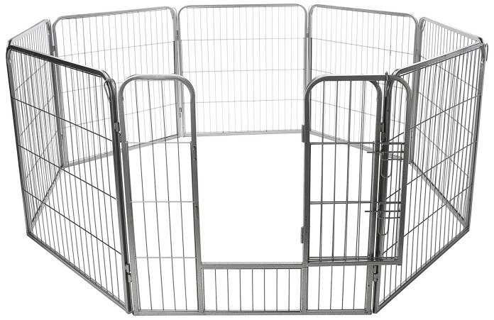 Best Dog Playpen By Paws & Pals Oxgord