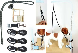 Dog Grooming Harness