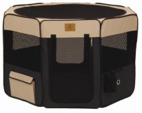 Portable Dog Playpen for Camping