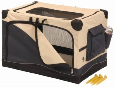 Dog Travel Crates and Travel Carriers For Dogs