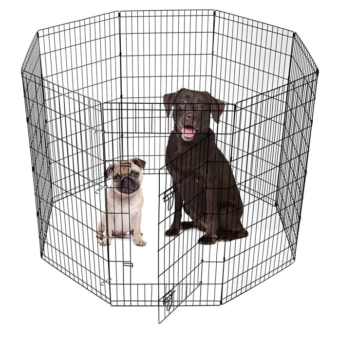 Best Dog Playpen by SmithBuilt Crates