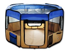 Portable Dog Playpen for RVs and Camping