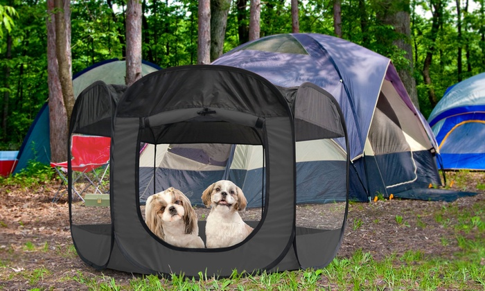 Portable Dog Playpen for C&ing & Top 10 Best Portable Dog Playpen for Camping Reviews - Best top ...
