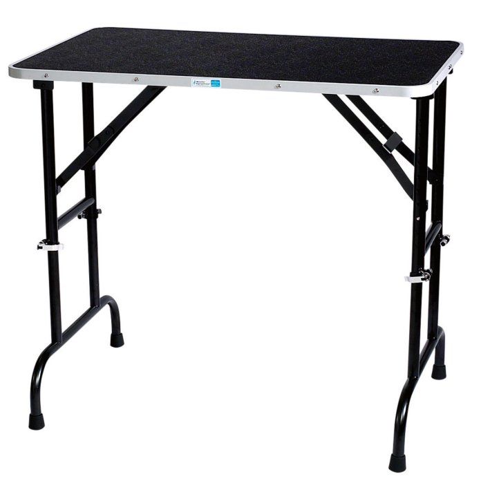 Master Equipment Adjustable Height Dog Grooming Table