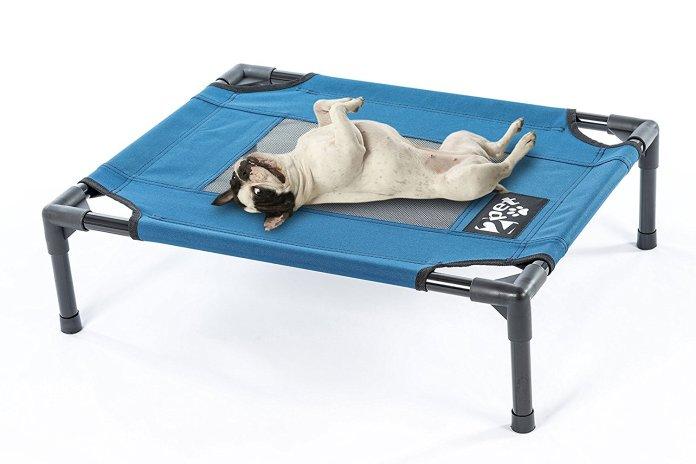 raised dog bed by 2pet