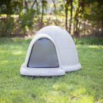 Petmate Indigo Dog House With Microban For Small