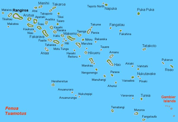 map-of-disappointment-islands-french-polynesia